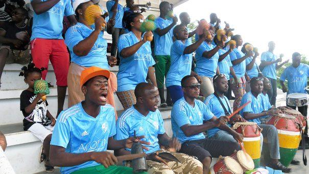 Lydia Ludic Togo a sponsorisé la 16ème Edition du Championnat militaire et paramilitaire d'handball du Togo