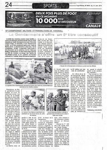 16-06-Lydia-Ludic-Togo-Lome-CSR-Social-tournoi-handball-militaire-presse
