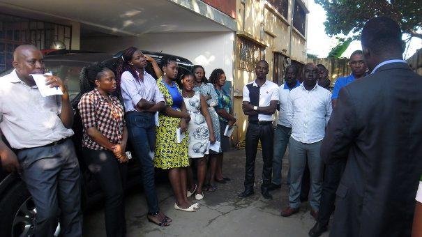 L'Inspection du Travail du Togo a sensibilisé les agents de Lydia Ludic Togo sur l'importance des délégués du personnel dans une entreprise
