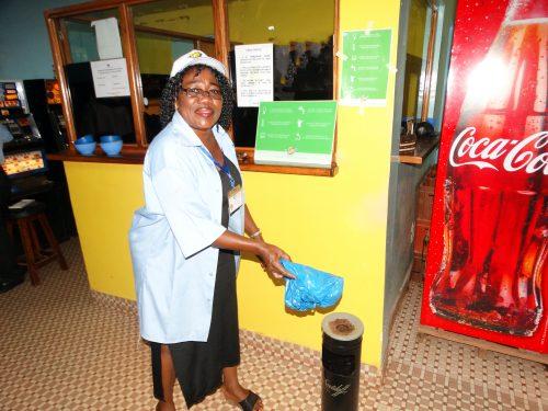 De plus en plus d'employés Lydia Ludic Burkina Faso adhèrent aux valeurs environnementales du groupe