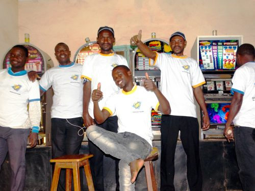 Lydia Ludic Burkina Faso a animé son Espace de Jeux et de Loisirs du quartier Dassasgho, à Ouagadougou