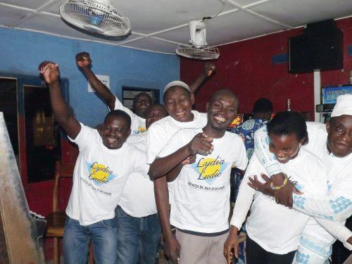 Animation Lydia Ludic Togo de l'Espace de Jeux et de Loisirs situé dans le bar partenaire Nangbéto dans le quartier Klikamé de Lomé