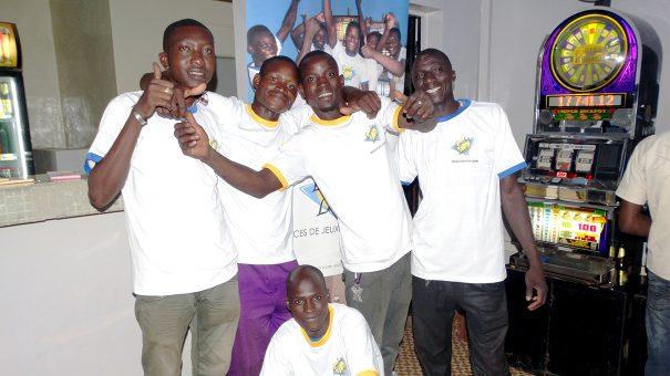 Lydia Ludic Burkina Faso a animé son Espace de Jeux et de Loisirs du quartier Tampouy, à Ouagadougou