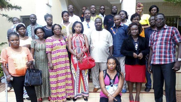 Lydia Ludic Burkina Faso est allé à la rencontre de ses agents de la région de l'Ouest (Bobo-Dioulasso)