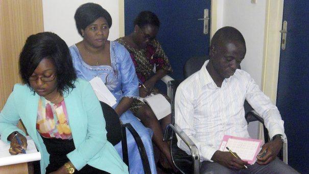 Lydia Ludic Togo a poursuivi la sensibilisation de ses agents sur l'importance des délégués du personnel dans une entreprise