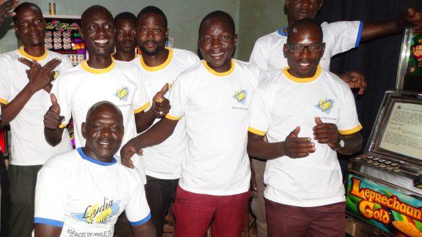 Lydia Ludic Burkina Faso a animé son Espace de Jeux et de Loisirs à Ouagadougou