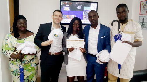 Lydia Ludic Côte d'Ivoire lance la campagne JOUEZ GAGNANT, MISEZ SUR L'ENVIRONNEMENT