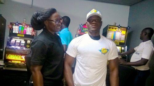 Animation Jour de Chance - - Espace de Jeux et de Loisirs rue Mille Maquis, Sicogi, Marcory, Abidjan