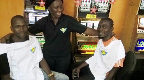 Animation Jour de Chance - - Espace de Jeux et de Loisirs quartier Gare, Abobo, Abidjan