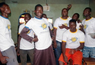 Mini-salon Africa · Ouagadougou