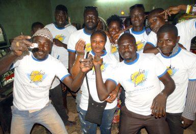 Lydia Ludic Burkina Faso · Ouagadougou · Quartier Paspanga