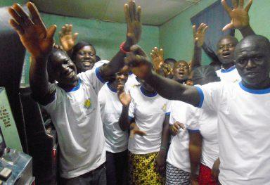 Lydia Ludic Burkina Faso · Bobo-Dioulasso · Quartier Bolomakoté