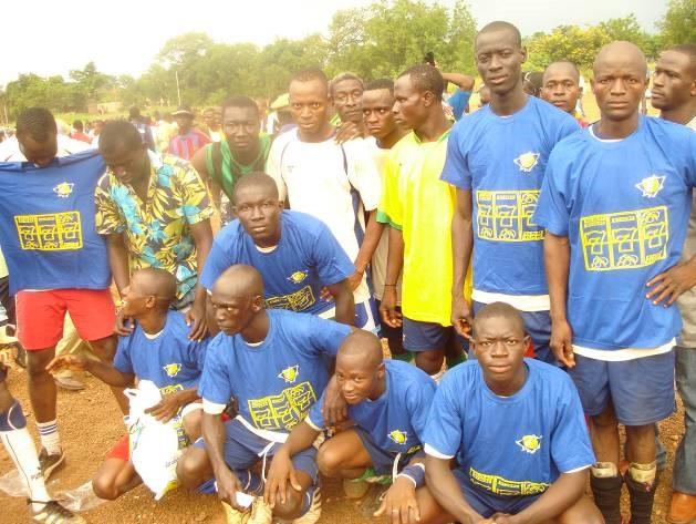 Lydia Ludic Burkina Faso sponsorise la Coupe du Gouverneur de la Région des Hauts-Bassins - Octobre 2010
