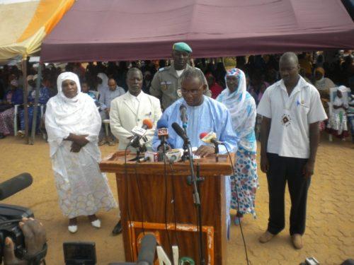 Lydia Ludic Niger sponsorise la IIIe édition de la « Fête de la Couronne » dans le 2e arrondissement de Niamey - Juillet 2013