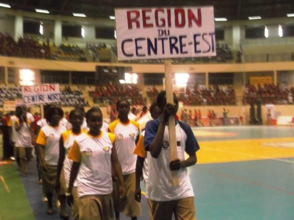 Lydia Ludic Burkina Faso sponsorise l'USSU-BF - Avril 2013