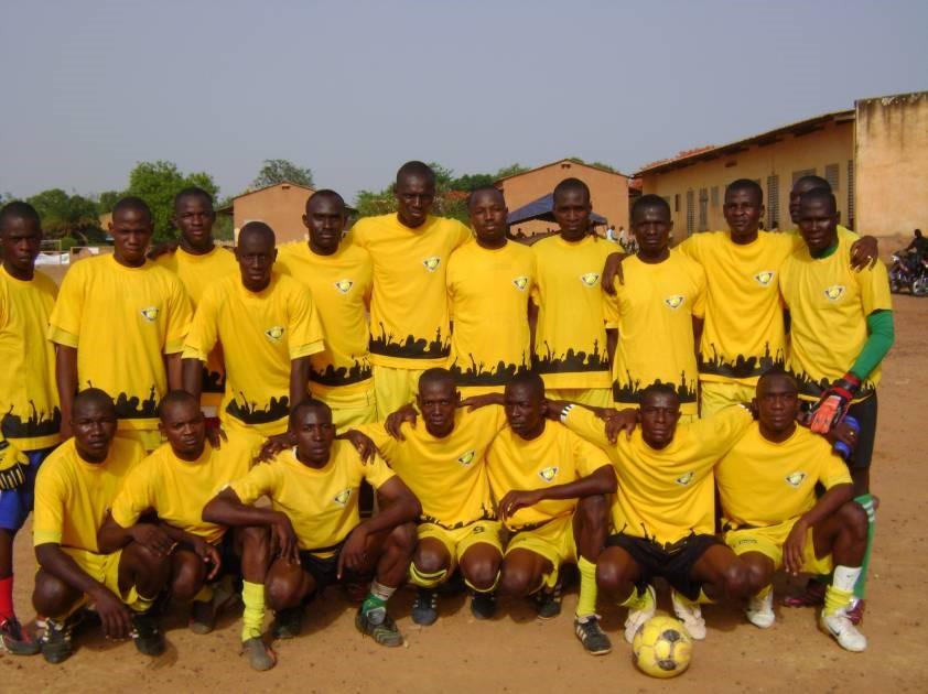 Lydia Ludic Burkina Faso sponsorise laCoupe du Pardon de Bobo-Dioulasso - Avril 2010