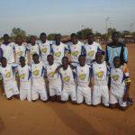 Lydia Ludic Burkina Faso parraine la Coupe du Maire de Do - Janvier 2012